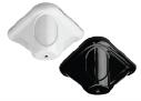 Detectores TriTech panorámicos serie DS9370/DS9371 de montaje en techo