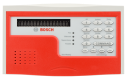 D1255RB Keypad, fluorescent, red/grey, SDI