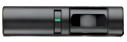 DS161 Detector petición salida, negro, timbre