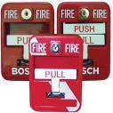 Familia FMM‑100 de estaciones manuales de alarma de incendio de metal fundido