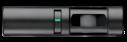 DS161 Request-to-exit sensor, zwart, sirene