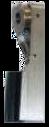 MIC-412-RWAB 612/412 REPL SILICONE WIPER ASSY, BLACK