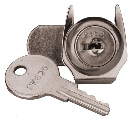 D101X Serratura e chiavi contenitore per D2803