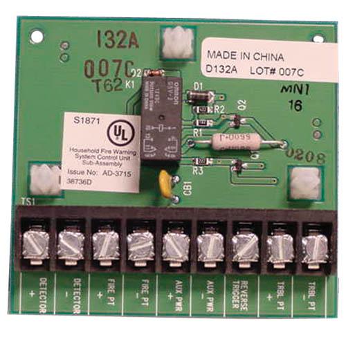 D132A Reversing relay module, 12V