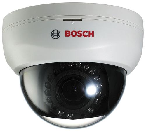 VDI-260V03-10 DOME IR VAR 3.8-9.5, 3-AXIS PAL 12V