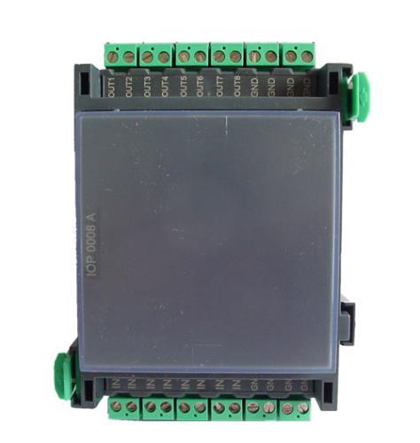 IOP 0008 A Módulo de entrada/salida