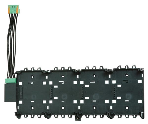 PRD 0004 A Panel rail, large