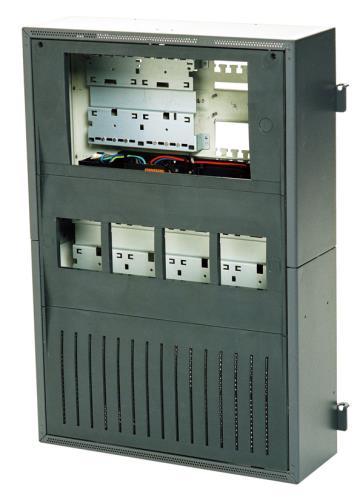 CPH 0006 A 框架安裝型 6 件模組外殼