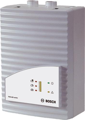 FAS-420-TT1 Detector humos aspir., sistema 1 tubo