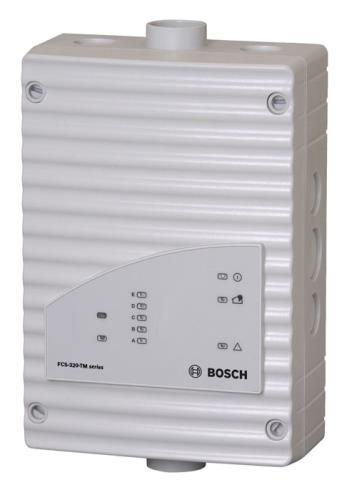 FCS-320-TM-R Aspiration smoke detector, room-ident