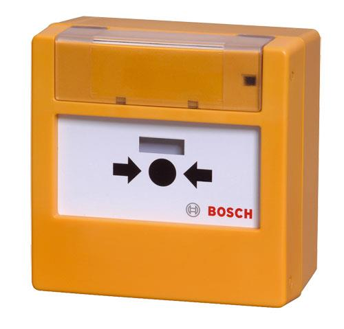 FMC-300RW-GSRYE Manual call point, resettable, yellow