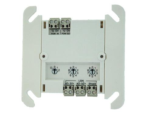 FLM-420-EOL4W-D End-of-line module, 4-wire rail-mount