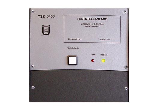 TSZ0400 Kapı Kontrol Ünitesi