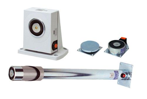 Elektromagnetische deurhouders 24 V