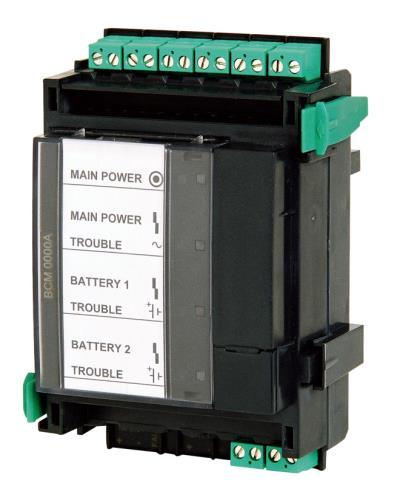 BCM 0000 A BCM 0000 A (módulo controlador baterías)