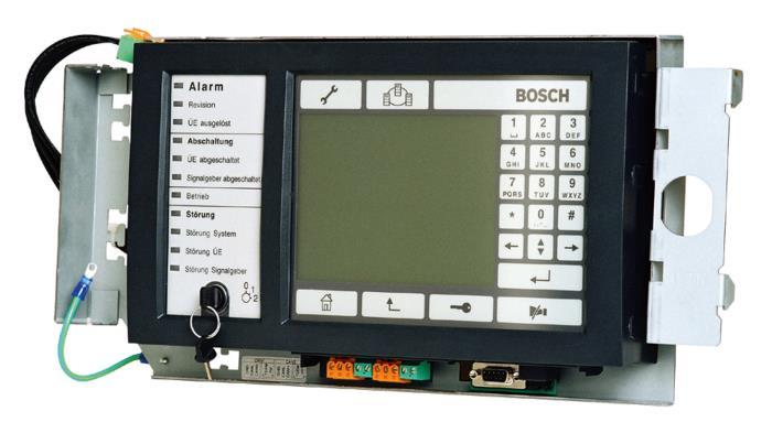 MPC 0000 A MPC 0000 A Main Panel Controller DE EN I