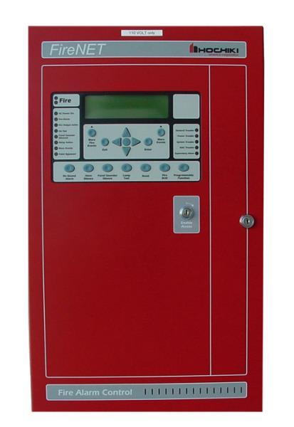 FN-2127-220V Analog Addressable FirePanel