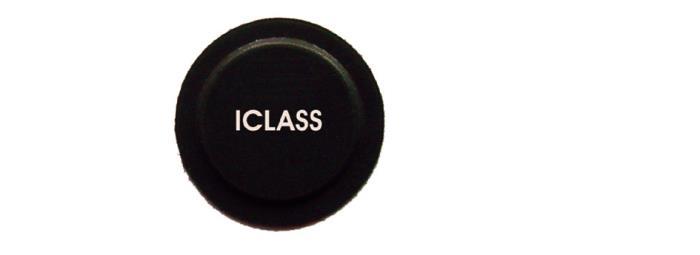 Contactless ICLASS Adhesive Tag
