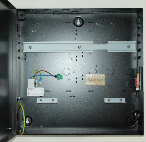 AEC-AMC2-VDS Boîtier certifié VDS