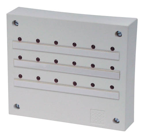 18 LED-Tableau