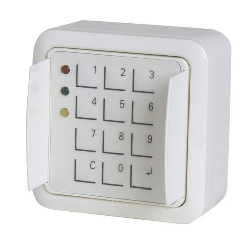 SmartKey Codetastatur mit integrierter Eingabeeinheit