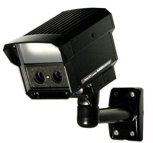 EX82D8V0409W-P CAM/WHT DIA (850) DUAL HI-RES 4-9MM PAL