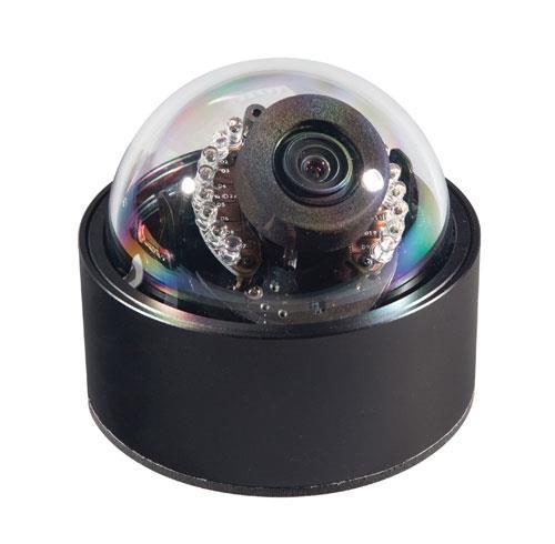 EX40N Сверхпрочная вандалозащищенная купольная камера