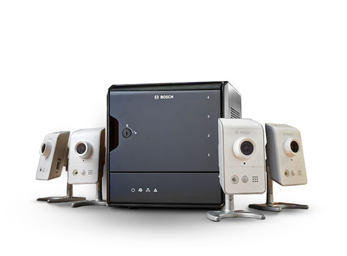 DIP-2042EZ-NPC2 DIVAR IP 2000 KIT3 CCTV and intrusion