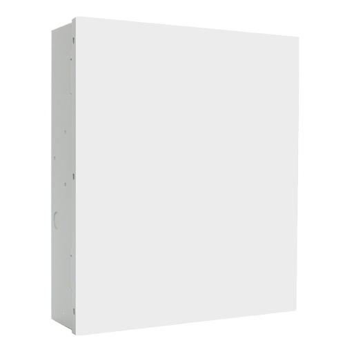 B10 Steel enclosure, medium, white