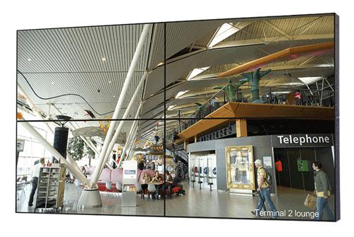Monitor LED HD serie UML de 46 pulgadas, alto rendimiento
