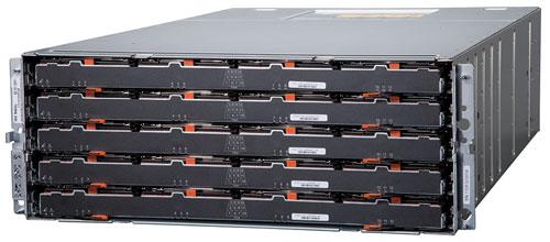 DSA E-Series拡張、60x3TB