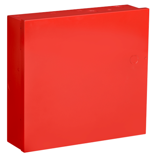 B11R Enclosure, small, red