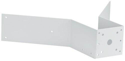 MIC-CMB-WD Corner mount bracket, white