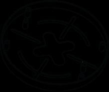 NDA-ADT4S-MINDOME 4S Surface Mount Box