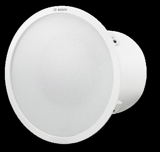 LC6-SW100-L 天花安装超低频扬声器,白色