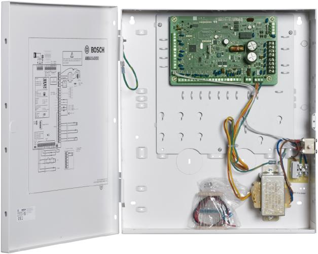 Centrale d'alarme AMAX4000