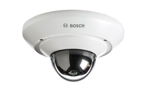 NUC-52051-F0E 固定ドーム5MP 360º IP66天井取り付け