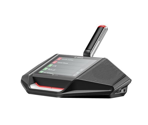 DCNM-WDE タッチスクリーン付きワイヤレスディスカッションデバイス