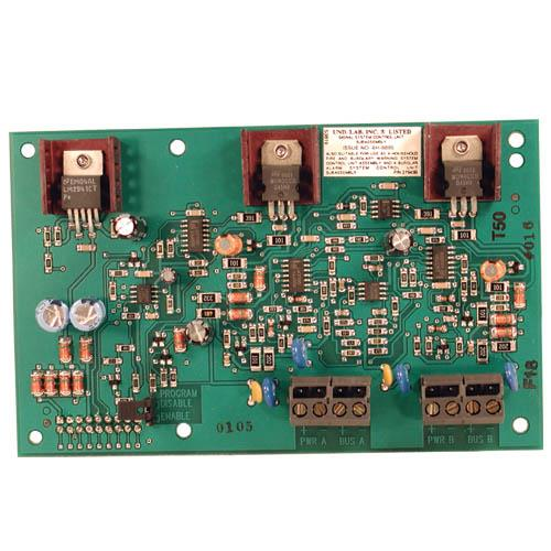 DS7436 Module d'extention bus multiplex 2 bus