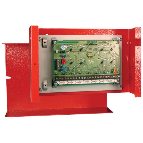 D7035B Multiplex octal relay module + enclosure