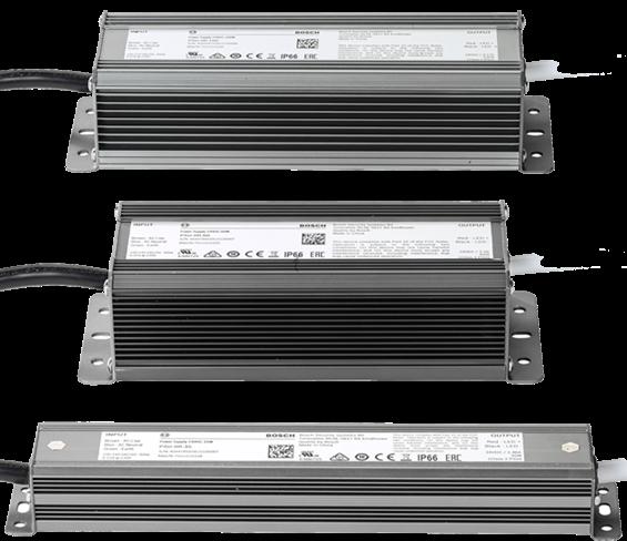 Power Supply Units for IR Illuminators