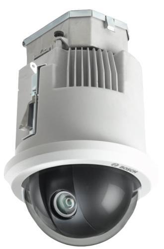VG5-7230-CPT4 AUTODOME dynamic 7000 HDカメラ、1080p30、30倍ズーム、天井埋め込み型、スモークドームカバー