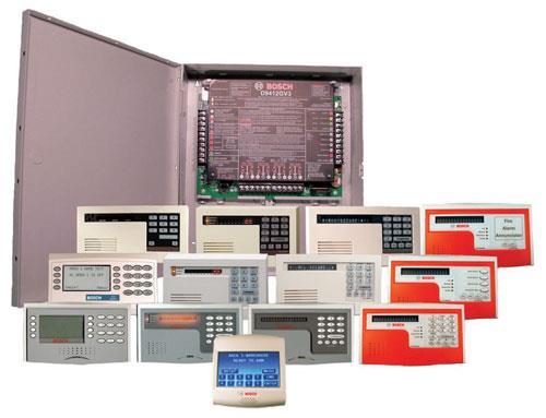 D9412GV3 Control Panel