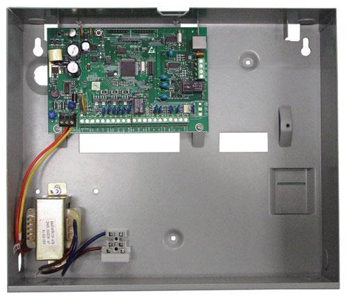 ICP-CC408P PCBA panel, 8 zonas