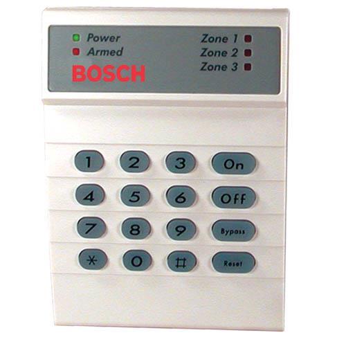 Mini paneles de control de tres zonas DS3MX Series