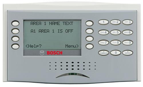D1260B LCD text keypad soft keys white/grey SDI