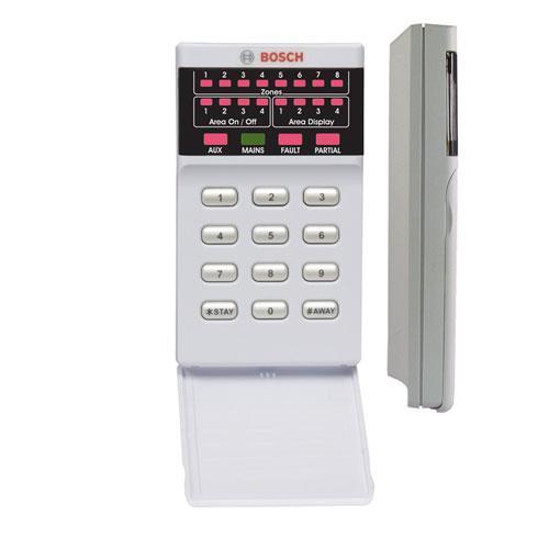 ICP-CP500PW LED 鍵盤,具區域分割功能
