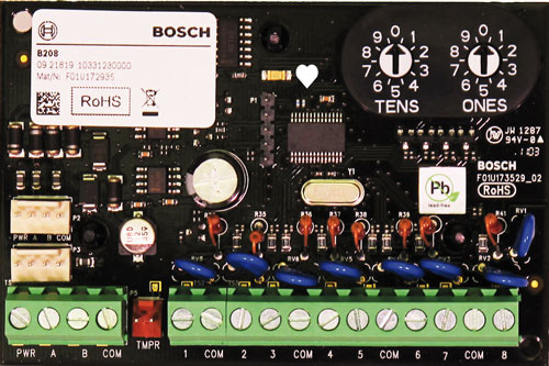 B208 SDI2 8-Input Expansion Module