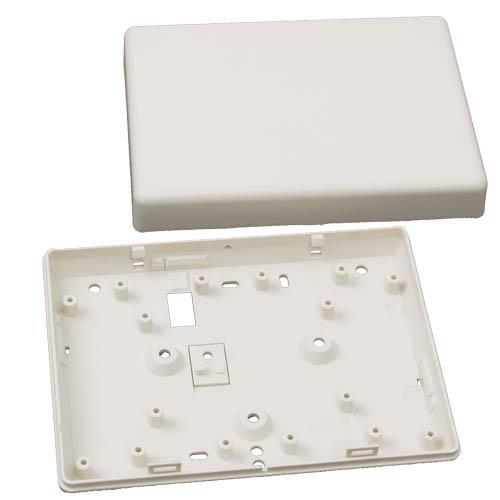 AE20 Caja de plástico universal, blanca