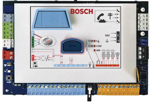ICP-EZM2-LC Control panel